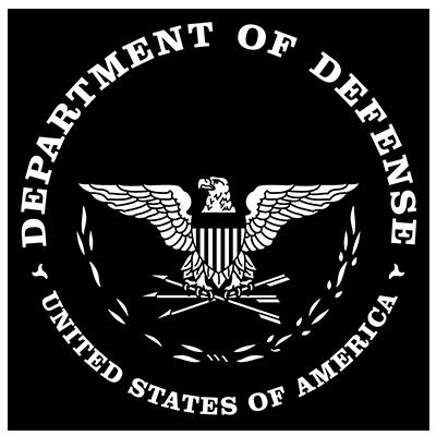US Department of Defense Logo - REMDR